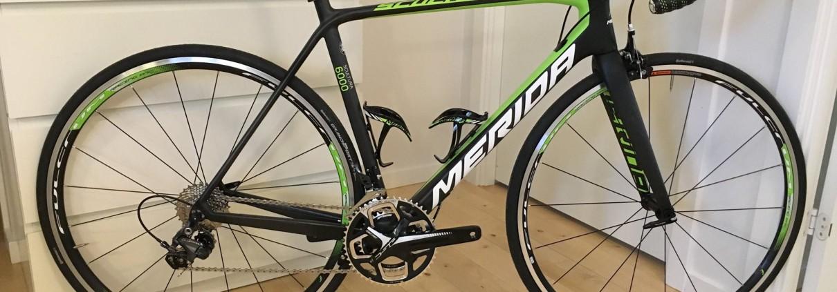 Jens' Gewinnerbike