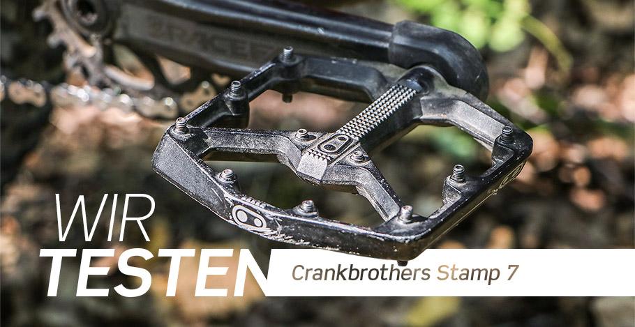 R2 Bike Testet Stamp 7 Pedale